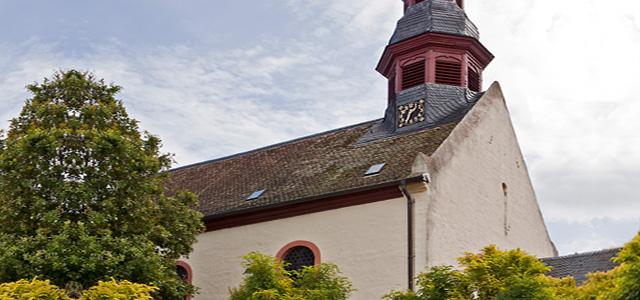Evangelische Kirche Wackernheim