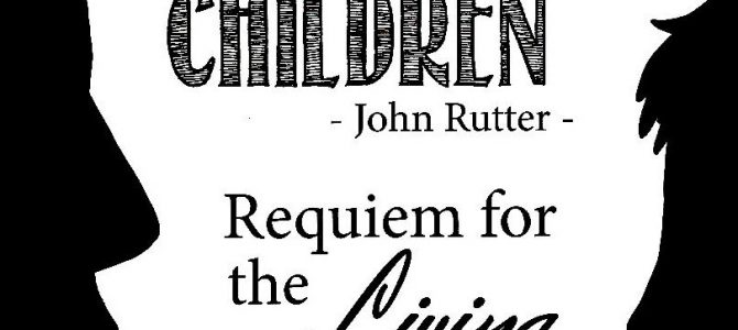 09-10.09.2017 John Rutter 'Mass of the Children'